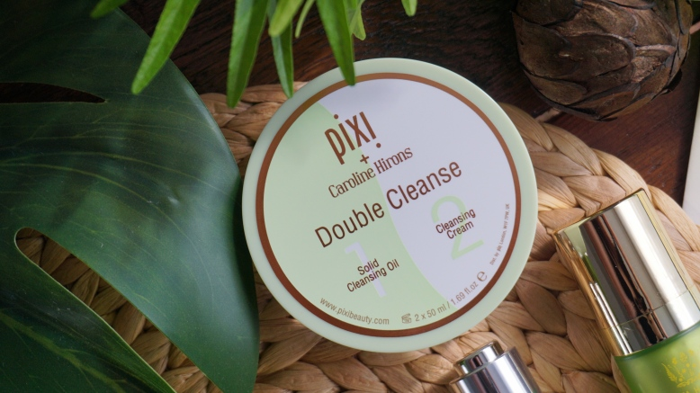 double cleanse pixi ch